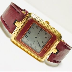 NWOT Retro Liquid Quartz Women's Watch
